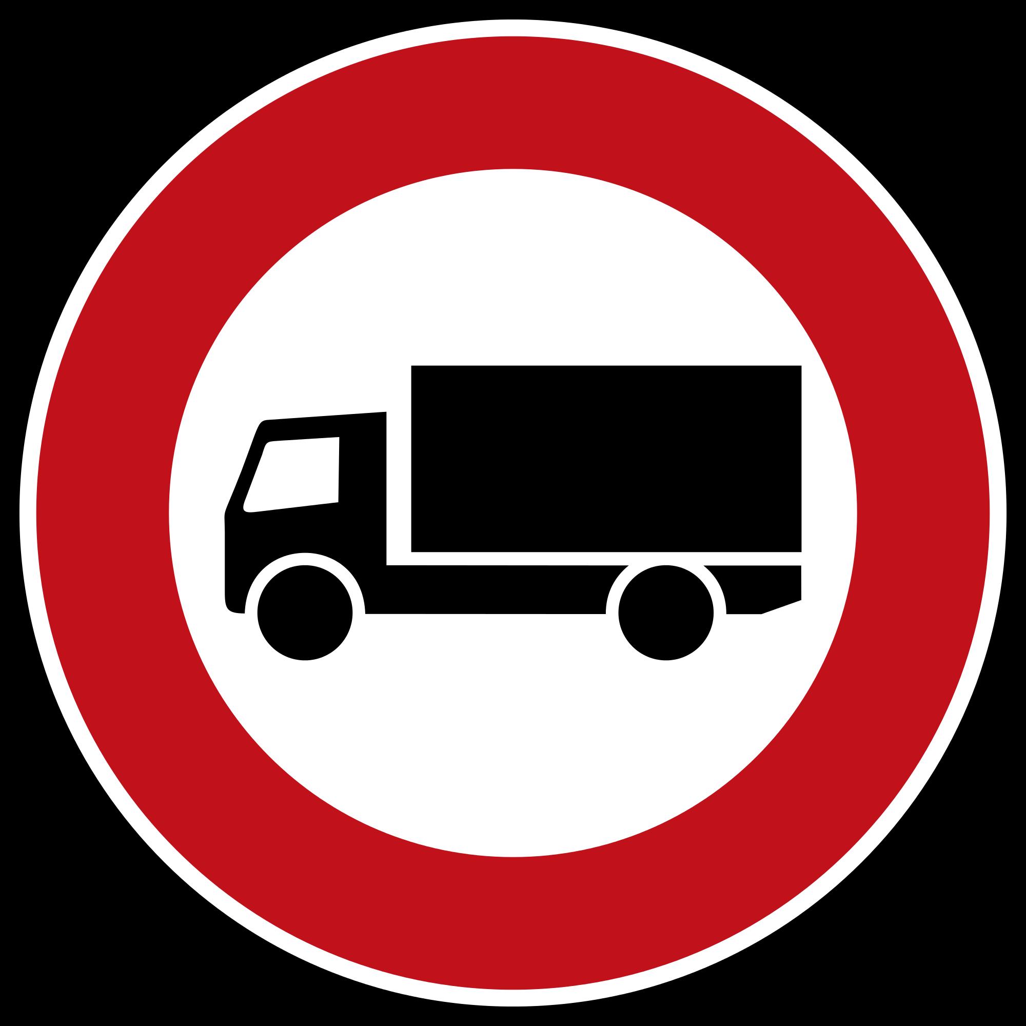LKW-Fahrverbot zur Urlaubszeit